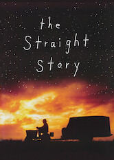 Search netflix The Straight Story